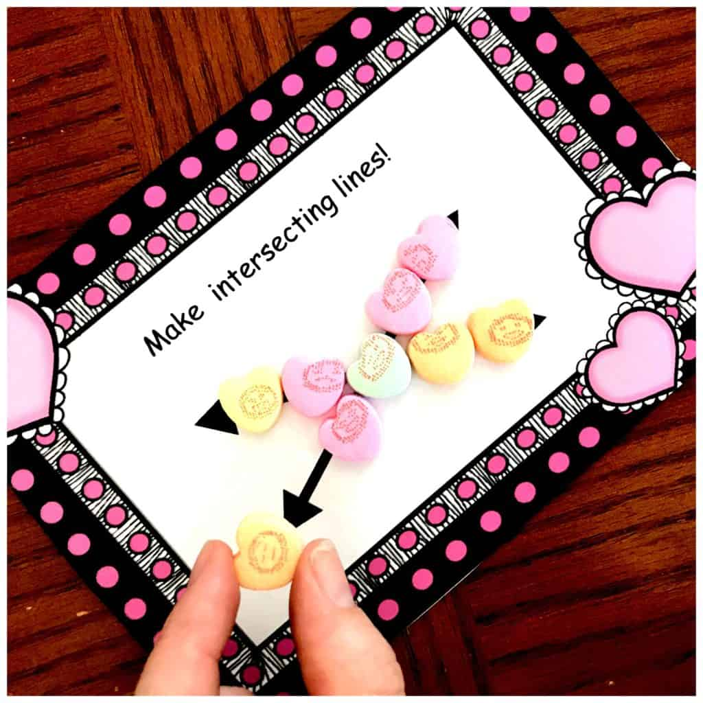 10 Valentine Math Activities Using Conversation Hearts For
