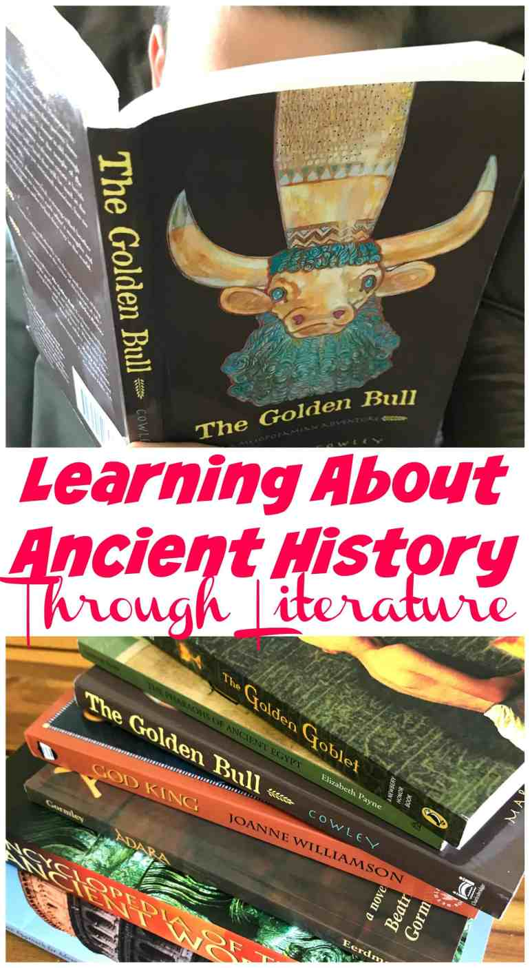 Check out the fun and engaging way we have explored Ancient History through Literature!! You will love it as much as we did!