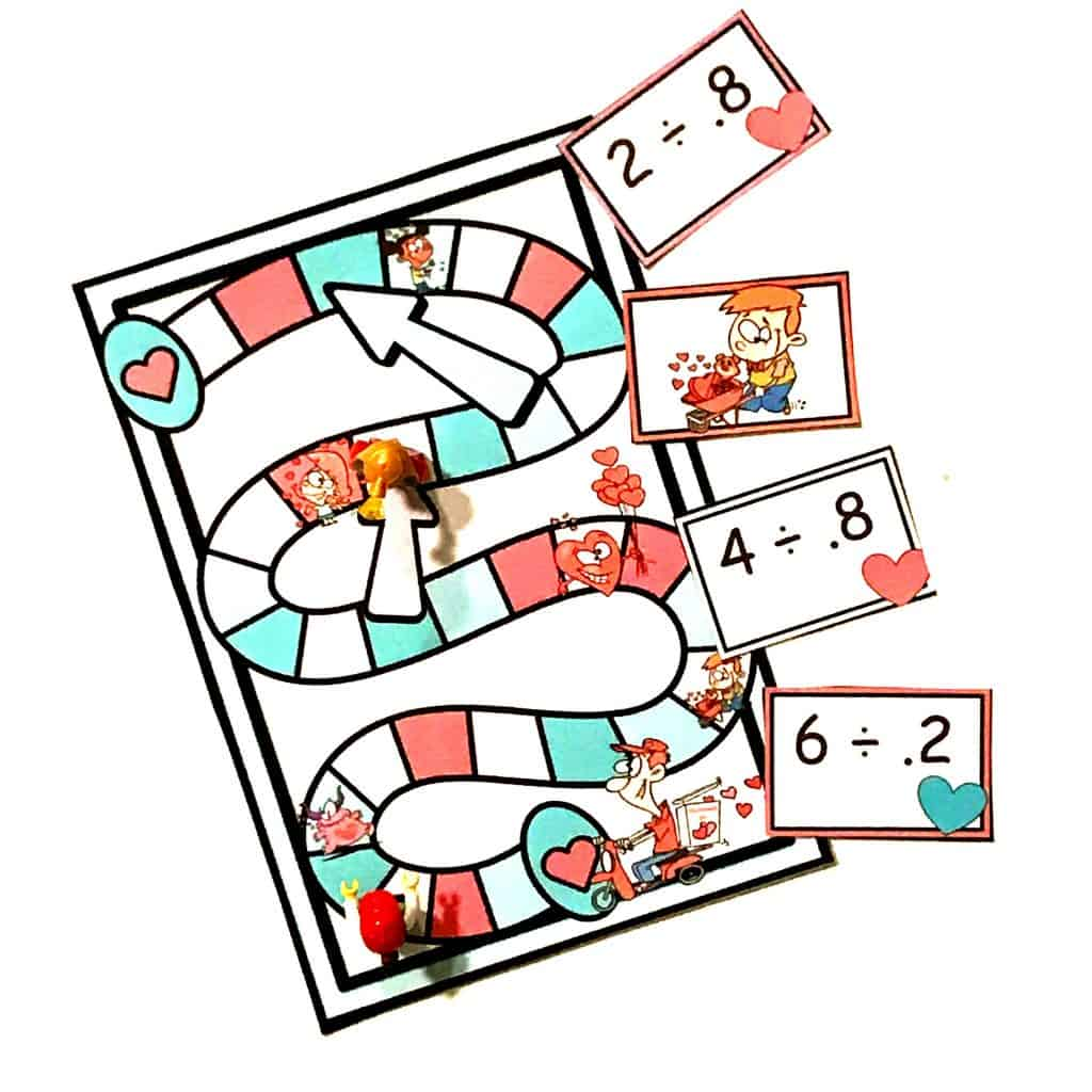 Free Game For Dividing Whole Numbers By Decimals