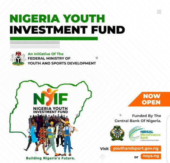 Federal Ministry of Youth and Sports loan