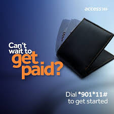 Pay day loan from Access Bank