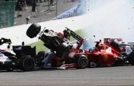 Hafızalardan Asla Silinmeyecek Formula 1 Kazaları