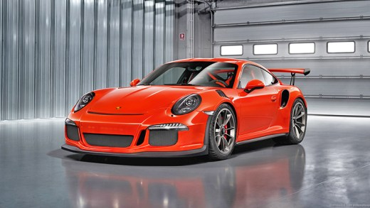 Porsche 911 modifiye tasarım