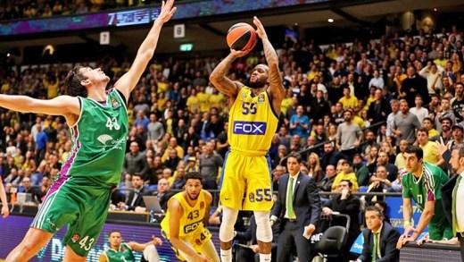 Pierre Jackson EuroLeague gecenin asisti