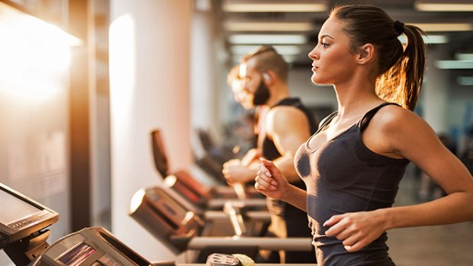 denge ve fitness