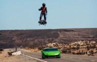 İnsanoğlu Flyboard Air İle Uçmaya Hazırlanıyor