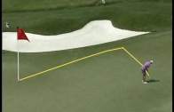 Burada Rağbet Görmese de Yurt Dışında Ziyadesiyle Popüler Olan Golften İlginç Görüntüler