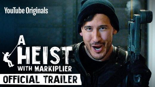 Youtube interaktif filmi A Heist With Markiplier