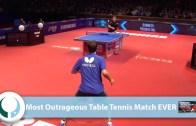 En Çılgın Masa Tenisi Maçı