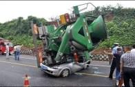 Dünyanın En Kötü Sürücüleri – İnanılmaz Kazalar