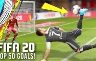 İnanılmaz Goller! | Fifa 20 En iyi 50 Gol