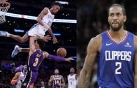 """NBA'den İnanamayacağınız """"İnsan Değil"""" Anları"""