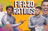 Wolverhampton Futbolcuları FIFA 2020 Puanlarını Yorumluyor!