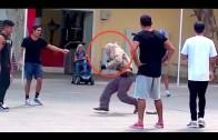 Dans Eden Yaşlı Adam Şakası