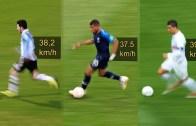 Futbol Tarihinin Rekor Depar Hızları!