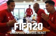 Liverpool Futbolcuları FIFA 2020 Puanlarını Değerlendiriyor!