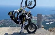 Motocross'ta Yok Artık Denilen Atlayışlarda Yaşanan İnanılmaz Kazalar!
