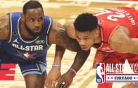 NBA'de Çok Çekişmeli Allstar Kapışması 2020