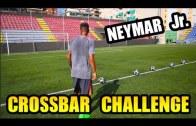 Neymar Üst Direk Challenge! Ama Bu Biraz Farklı