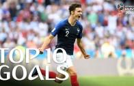 2018 Dünya Kupası'ndan En Muhteşem 10 Gol