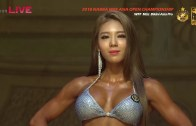 Asya'nın En Güçlü Kadınlarından Çekişmeli Şampiyona