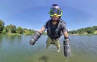 Kendi Başımıza Uçmak Mümkün mü? Jetsuit ile Uçuş Testi