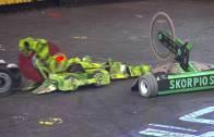 Robot Savaşları 2. Sezonda Fena Kapışmalar Oluyor