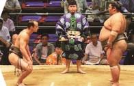 Takanoyama Shuntaro'dan İnanılmaz Sumo Performansı