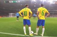 Futbolun Kilit İsimlerinden Muhteşem Top Kontrolleri