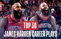 James Harden'ın Kariyerinde Oynadığı En İyi 30 Oyun