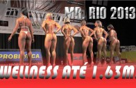 Rio'da Yapılan Yarışmadaki Efsane Vücutlar