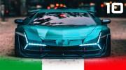 İtalyan Devlerinden En Yeni 10 Hız Makinesi