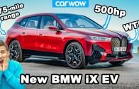 Karşınızda Tamamen Elektrikli BMW İX EV