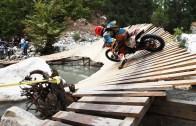 Motorcuları Zorlayan Dağ Yarışından En Önemli Anlar