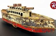 1920'lerden Kalma Savaş Gemisi Restorasyonu