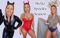 Aşırı Seksi Cadılar Bayramı Kostümleri