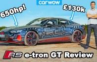 Audi RS e-tron GT 2021 – Elektrikli Motor Dönemi Başladı!