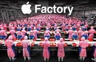 Çin'de Bulunan Apple – iPhone Fabrikası Karşınızda