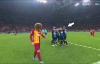 Futbol Maçlarındaki Centilmenlik Dışı Hareketler