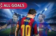 Lionel Messi – Şampiyonlar Ligi Golleri!