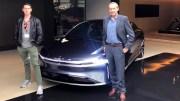 Lucid Air – Tesla'nın En Büyük Rakibi Olacak Gibi!