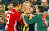 Zlatan Ibrahimovic – Kendini Kaybettiği Anlar