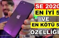 İPhone SE 2020 – Özellikleri ve Performans Kıyaslaması