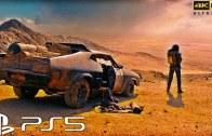 Mad Max Oyunu – PS5 ile Oynanış Videosu Karşınızda