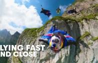 Wingsuit Uçuşu ile Adrenalin Patlaması Bir Yolculuk!