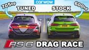 Audi RS6 – Üretimindeki Stok ve Stok Olmayan Farkı