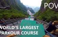 Cennetin Kapısı – Çin'deki Dünyanın En Devasa Parkuru!