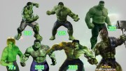 Hulk – Filmlerin 70'lerden Günümüze Büyük Değişimi
