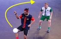 İnanılmaz Yetenek Ronaldinho ve Futbol Becerileri!