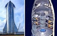 NASA'ya Kafa Tutan SpaceX Starship – İçinde Ne Var?